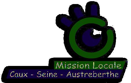 Mission Locale Caux - Seine - Austreberthe logo